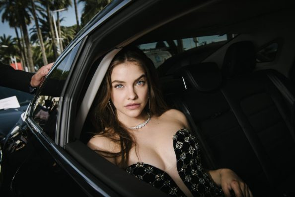 Barbara Palvin in the back seat 1024x683 Barbara Palvin in the back seat