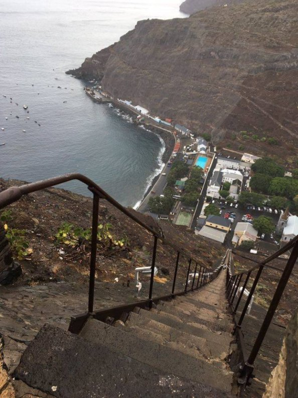 Long Stairs Long Stairs
