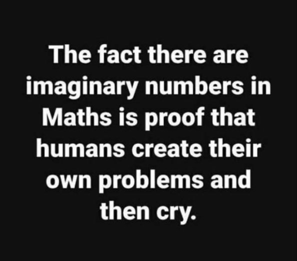 imaginary numbers imaginary numbers