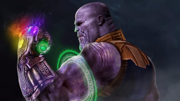 Thanos with the Gauntlet 1024x576 Thanos with the Gauntlet
