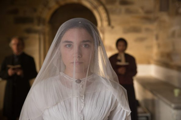 Florence Pugh in a wedding dress 1024x683 Florence Pugh in a wedding dress