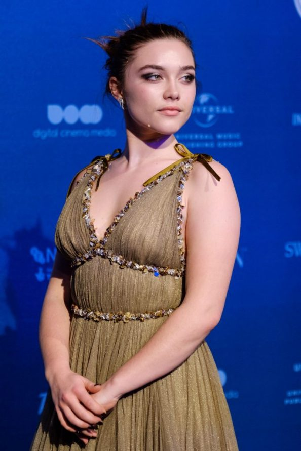 Florence Pugh looking classy 683x1024 Florence Pugh looking classy
