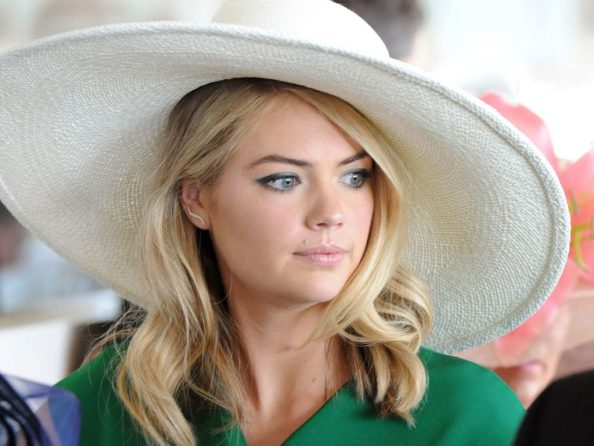 kate upton in a fancy hat 1024x768 kate upton in a fancy hat