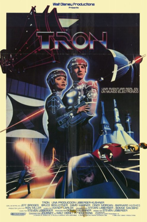 Tron but in spanish