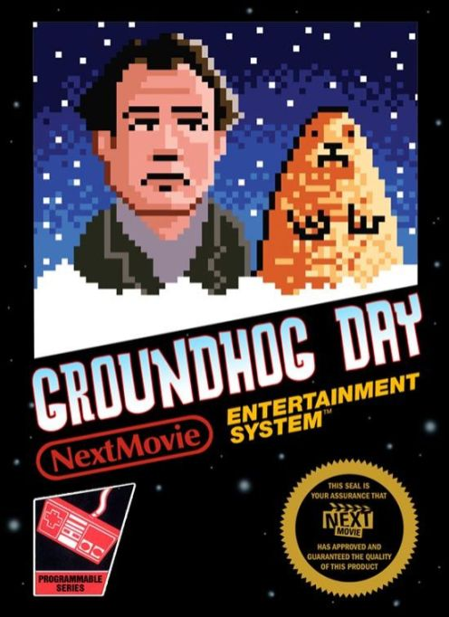 Groundhog Day NES game