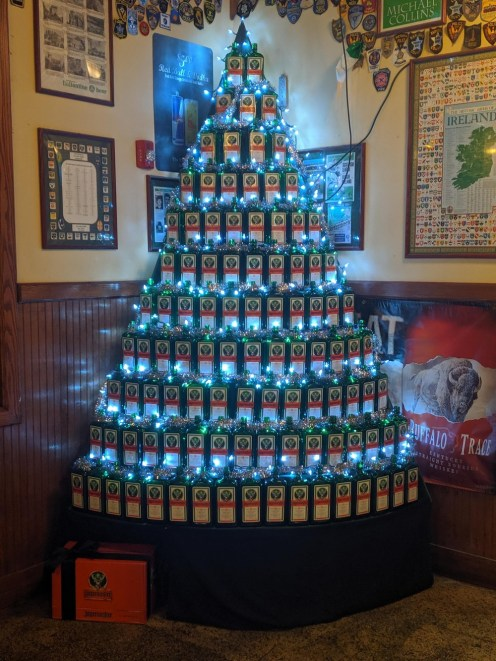 alcohol tree