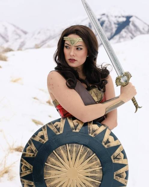 Who's the Wonder Woman in your life?
