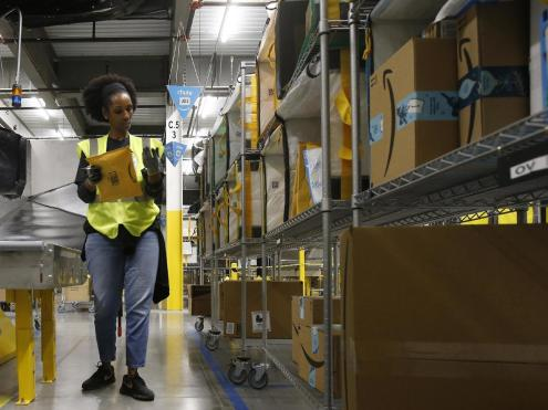 Amazon suspends all warehouse shipments except medical supplies and high demand products
