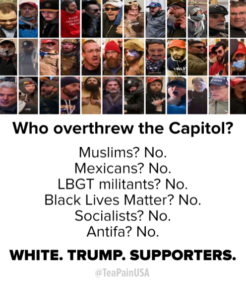 WHITE SUPPORTERS