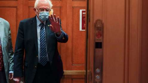 Bernie Sanders Is About to Become the Chair of the Senate Budget Committee