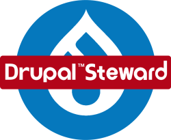 Drupal Steward Logo