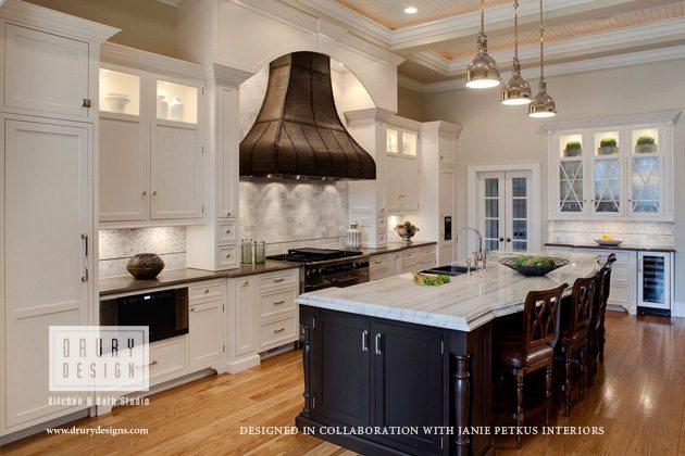 Top 50 American Kitchen Design Details - Drury Design