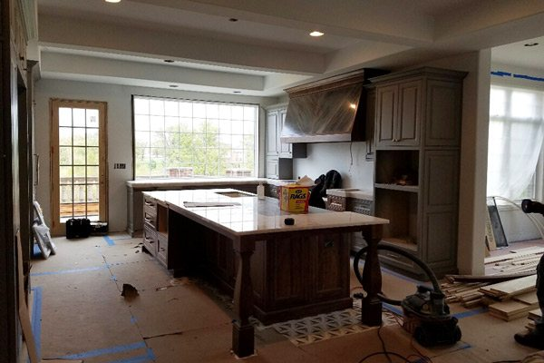 Perfect The Benefits Of Hiring A Professional Kitchen Designer Before After And  During Renovation Example