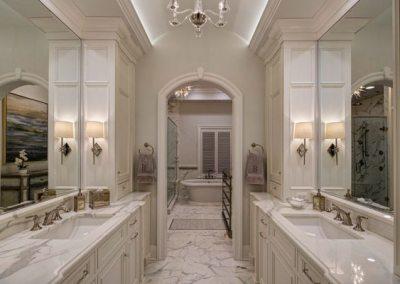 Chicago Brownstone Master Bath Remodel