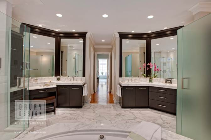 How to Transform Your Bathroom into an Oasis  Drury Design