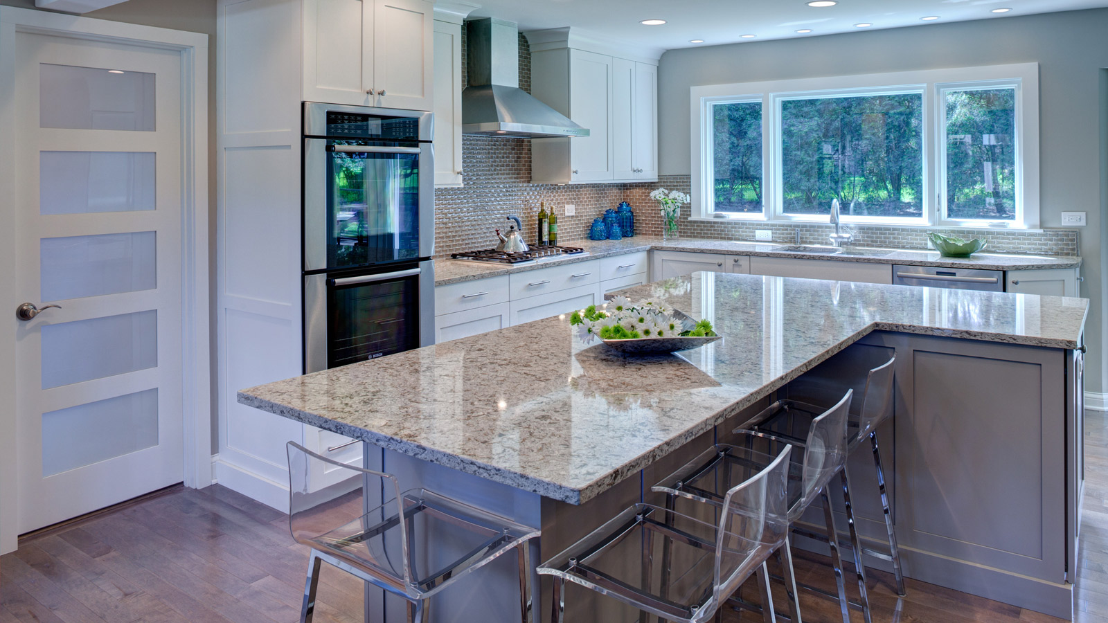 2013 Award Winning Transitional Kitchen Remodel Drury Design