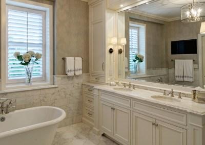 Astor St. District Remarkable Master Bath Remodel