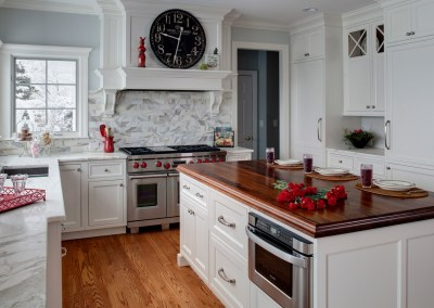 Classic Traditional Barrington Kitchen Remodel