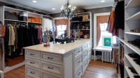 Custom Walk-In Closet Remodel - Drury Design