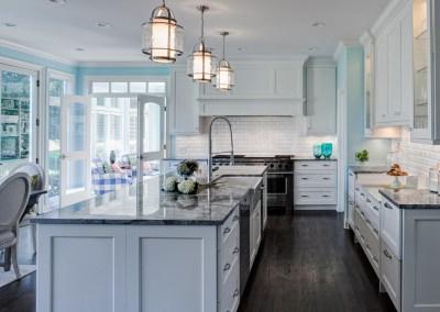 Fresh & Traditional Aurora Kitchen Remodel