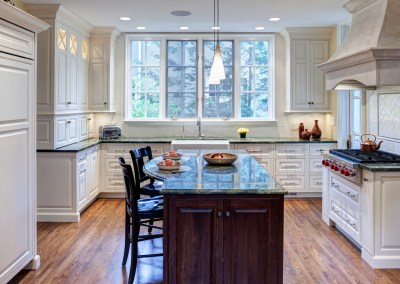 Tailored & Timeless Traditional Kitchen