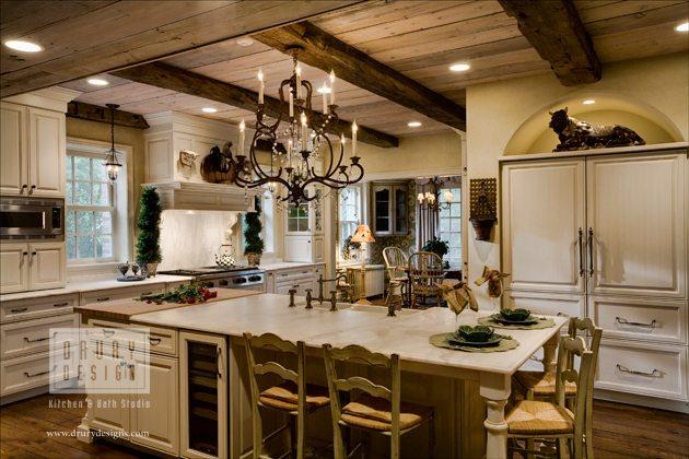 Kitchen Design and Bath Design Basics | Drury Design | NKBA Award-Winning Hinsdale Kitchen Remodel