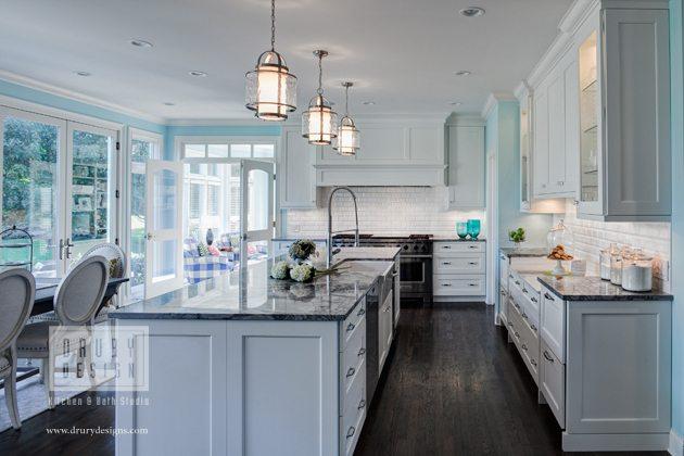 Pro Chef Kitchen Design Work Triangles For Two Cooks Drury Design