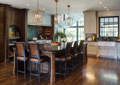 Family Inspired Luxury Kitchen Design
