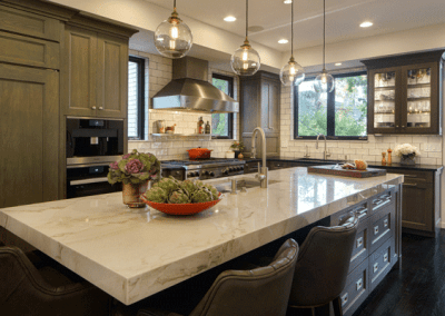 Beautiful Brownstone Kitchen Renovation – Chicago