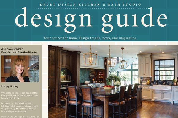 Design Guide: Spring / Summer 2018