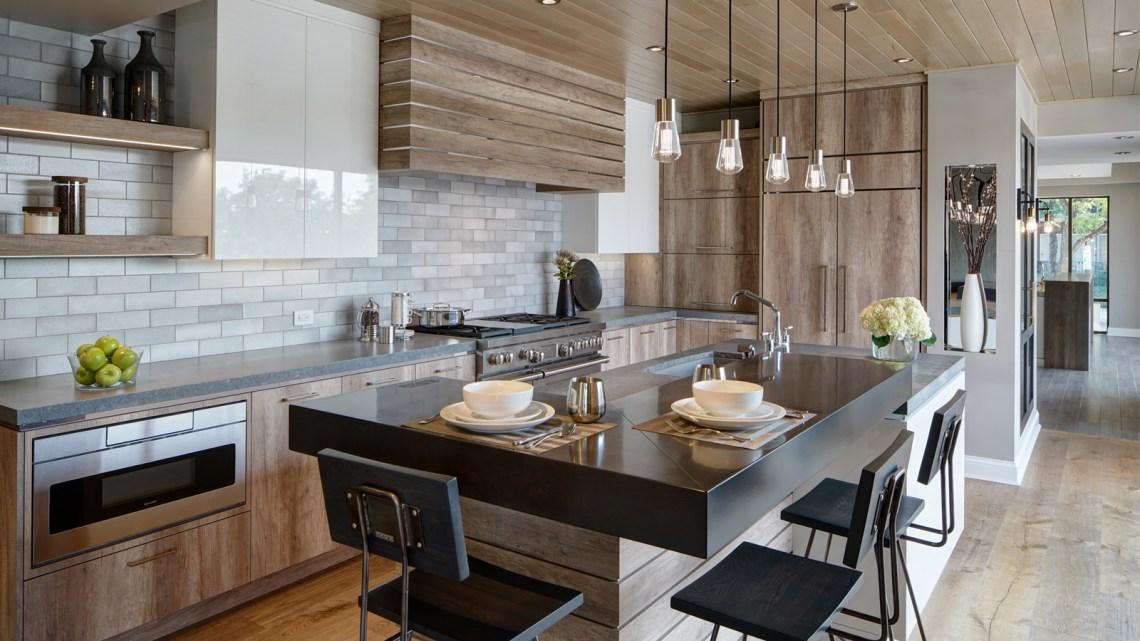 Modern Farmhouse Kitchen - Glen Ellyn - Drury Design