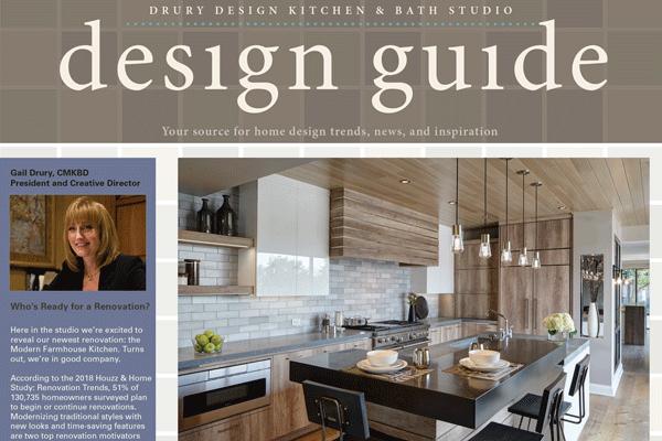 Design Guide: Fall / Winter 2018