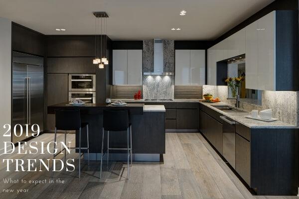 2019 Kitchen and Bath Design Trends
