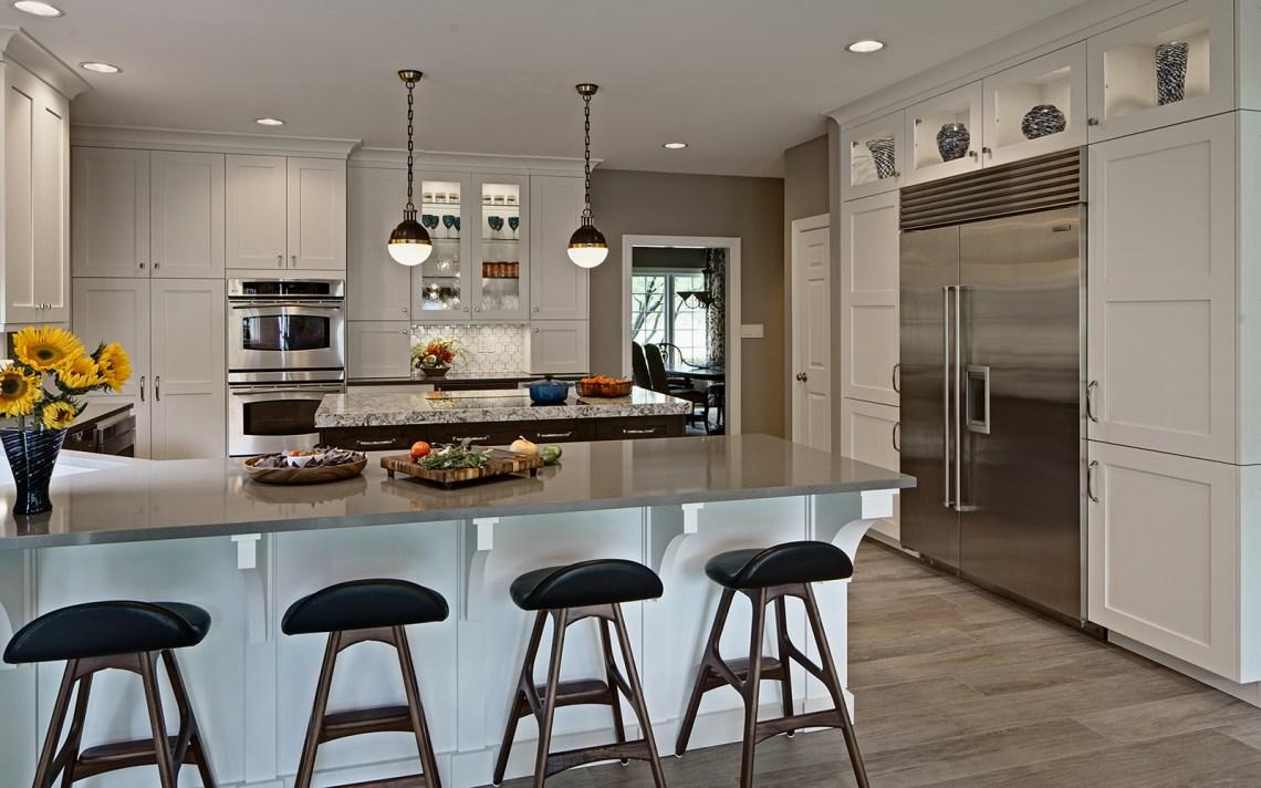 Elegantly Stylish Mid Century Modern Kitchen Design ...