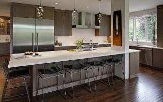 Open and Modern Kitchen Design   Drury Design