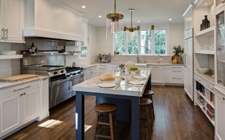Vintage Kitchen with Modern Twist   Drury Design