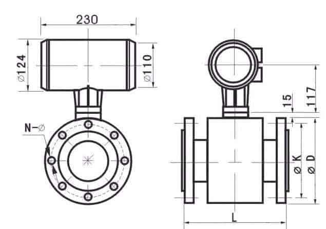 [All industries flow measurement] Magnetic Flow Meters