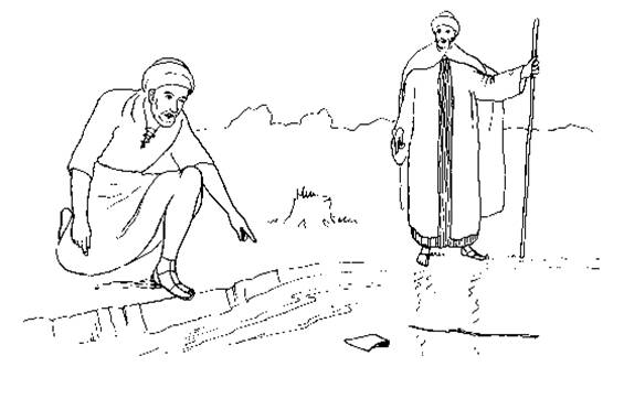 Coloring Pages For Kids Elijah And Woman Of Shunem