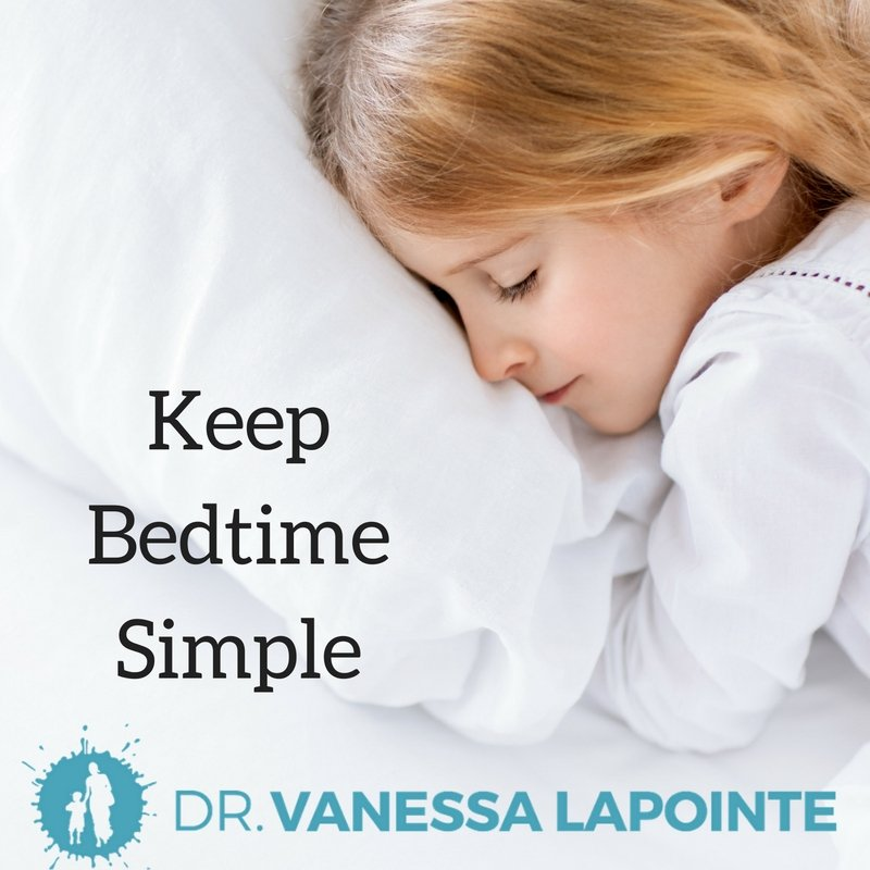 Keep Bedtime Simple