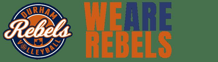 We Are Rebels Logo