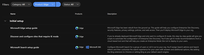 Proven tools to accelerate your move to Microsoft Edge: