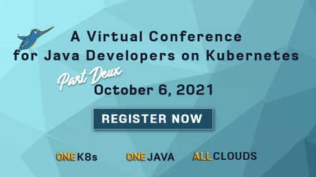 Top 3 reasons to join J4K (part 2) – a virtual conference for Java developers on Kubernetes