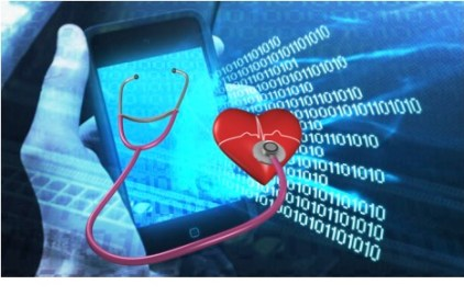 iPhone and heart