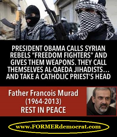 President Obama Shall Not Be Mocked When His Red Line Is