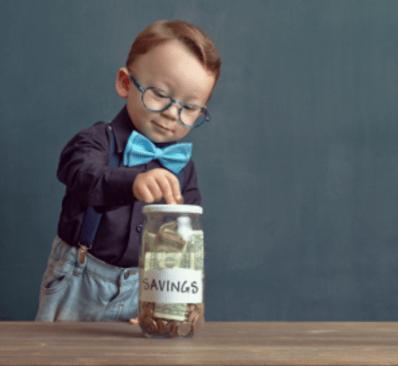 Teaching Your Kids money sense