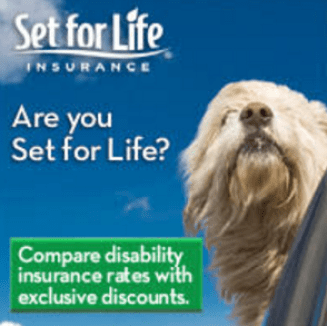 set for life dog