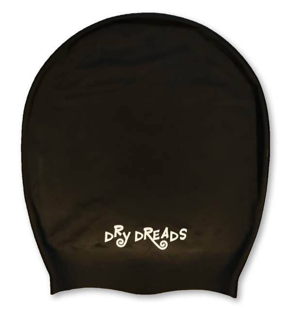 Swim Cap And Shower Long Thick Hair Xl Extra Large