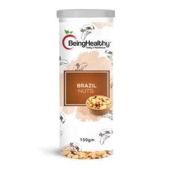 Being Healthy Brazil Nuts 150g