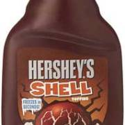 Hershey's Shell Topping, 205g