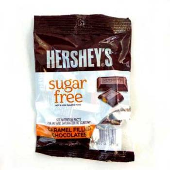 Hershey's Sugar Free Milk Chocolate,85Gms